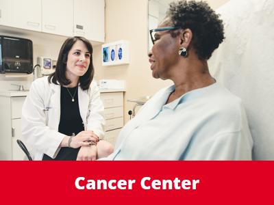 UC Cancer Center Tile Image