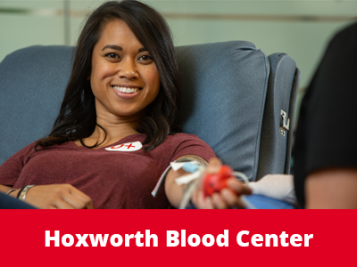 Hoxworth Blood Center Tile Image