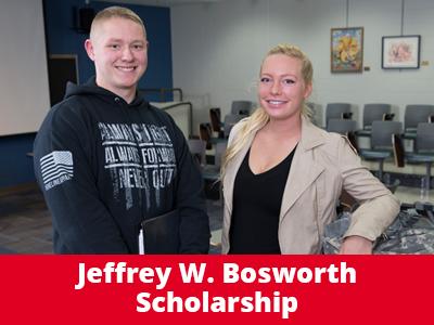 Jeffrey W. Bosworth Scholarship Tile Image