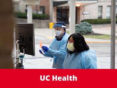 UC Health Tile Image