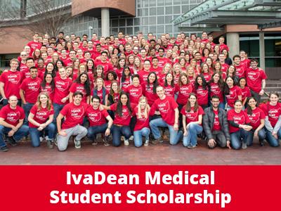 IvaDean Medical Student Scholarship Tile Image