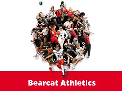 Bearcats Athletics Tile Image