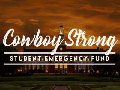 Cowboy Strong Student Emergency Fund Tile Image