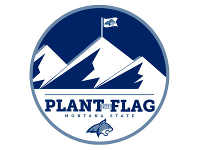 #PlantTheFlag - Bobcat Athletics Tile Image