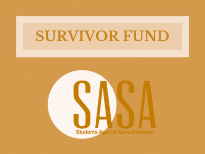Students Against Sexual Assault (SASA) Tile Image