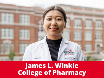 James L. Winkle College of Pharmacy Tile Image