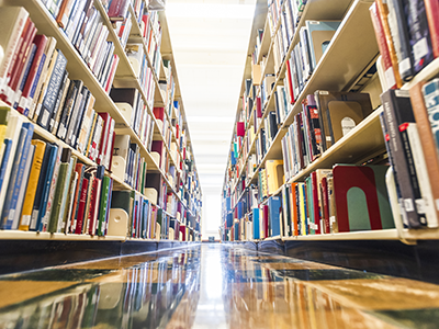 University Libraries Tile Image