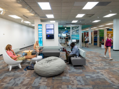 Randall Library Tile Image
