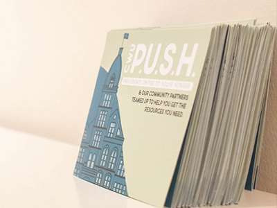 Stock the Shelves: New PUSH Centralized Pantry Tile Image