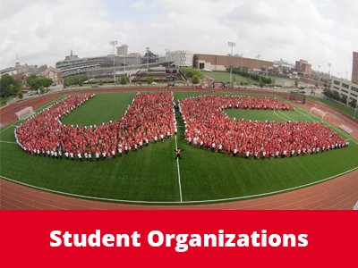 Student Organizations Tile Image