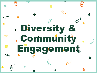 Diversity and Community Engagement Tile Image
