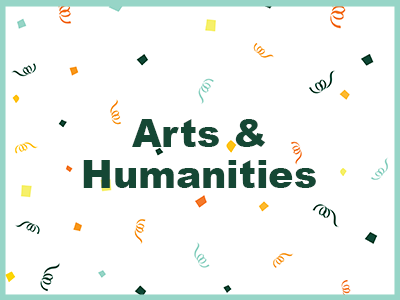 Arts and Humanites Tile Image
