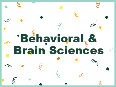 Behavioral and Brain Sciences Tile Image