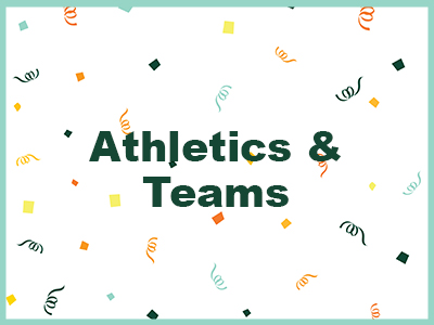 Athletics & Teams Tile Image