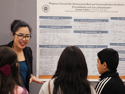 Undergraduate Research and Creative Opportunities Tile Image