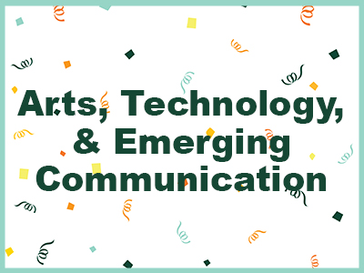 Arts, Technology, & Emerging Communication Tile Image