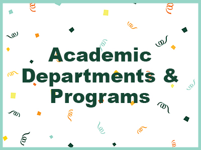 Departments & Programs Tile Image