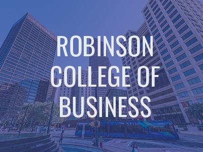 Robinson College of Business Tile Image