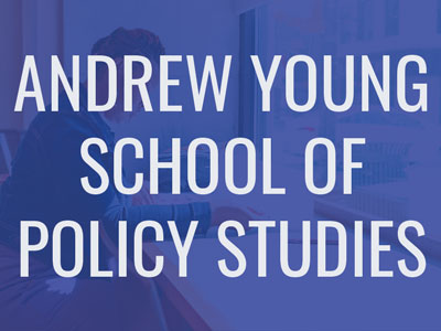 Andrew Young School of Policy Studies Tile Image