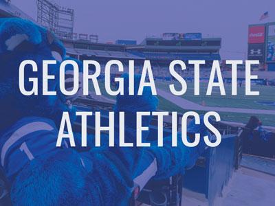 Georgia State Athletics Tile Image