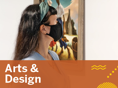 Arts & Design Tile Image