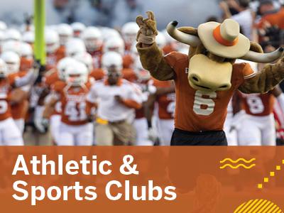 Athletics & Sport Clubs Tile Image