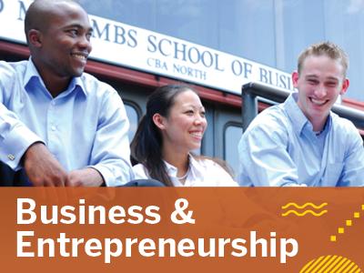 Business & Entrepreneurship Tile Image