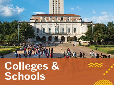 Colleges & Schools Tile Image