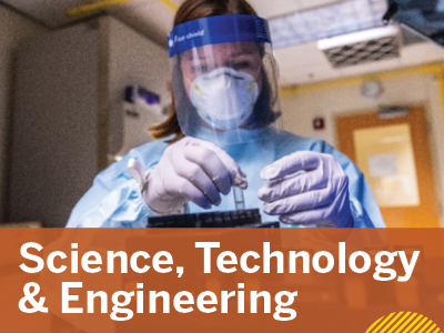 Science, Technology & Engineering Tile Image