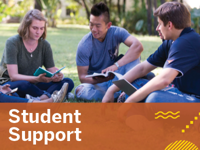 Student Support Tile Image