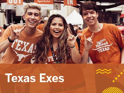 Texas Exes Tile Image