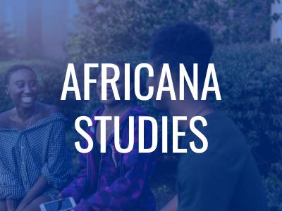 Africana Studies Tile Image