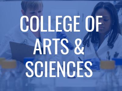 College of Arts & Sciences Tile Image