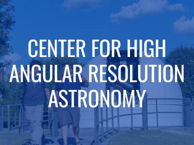 Center High Angular Resolution Astronomy (CHARA) Tile Image