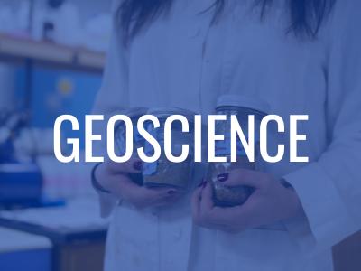 Geosciences Tile Image