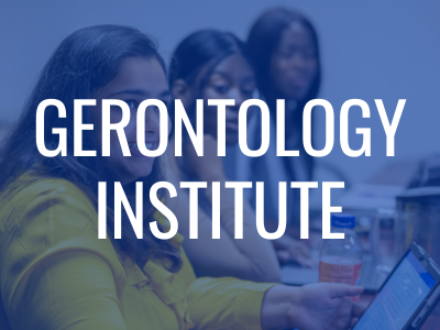 Gerontology Institute Tile Image