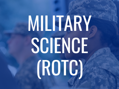 Military Science (ROTC) Tile Image