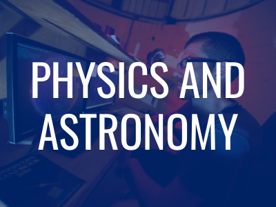 Physics and Astronomy Tile Image