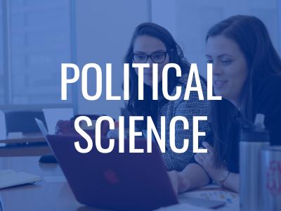 Political Science Tile Image