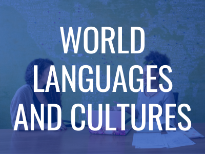 World Languages and Cultures Tile Image