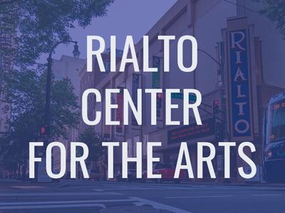 Rialto Center for the Arts Tile Image