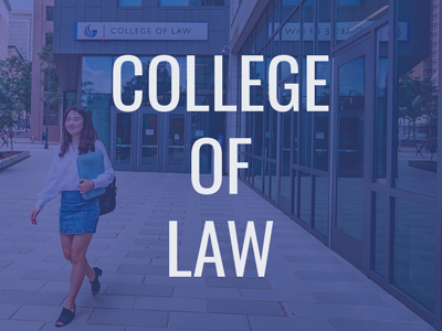 College of Law Tile Image