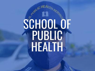 School of Public Health Tile Image