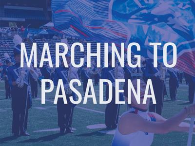 Marching to Pasadena Tile Image