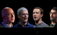Tech giants offer empty apologies because users can't quit