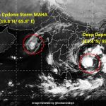Centre Assures States Necessary Assistance To Deal With Cyclone Bulbul
