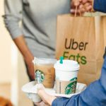Starbucks will soon expand its delivery service via Uber Eats