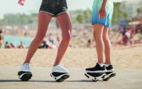 Segway's whacky new roller shoes will cost $399