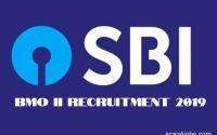 SBI Recruitment 2019
