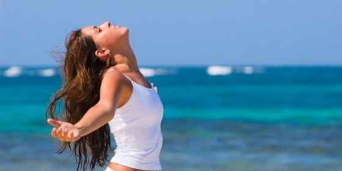 7 lélegzetvétel - és megszabadulhatsz a negatív gondolatoktól!